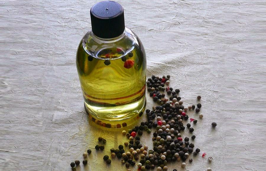 El aceite esencial de Pimienta Negra