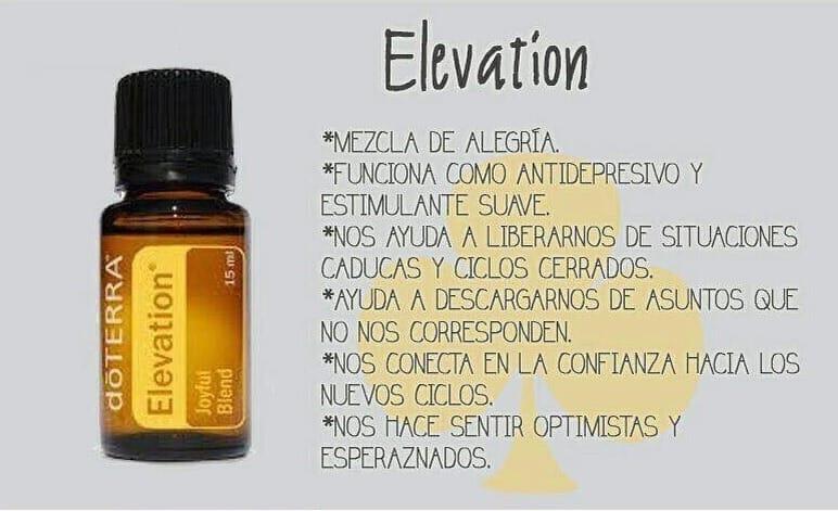Mezcla de aceite Elevation