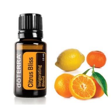 Aceite Citrus Bliss mezcla refrescante