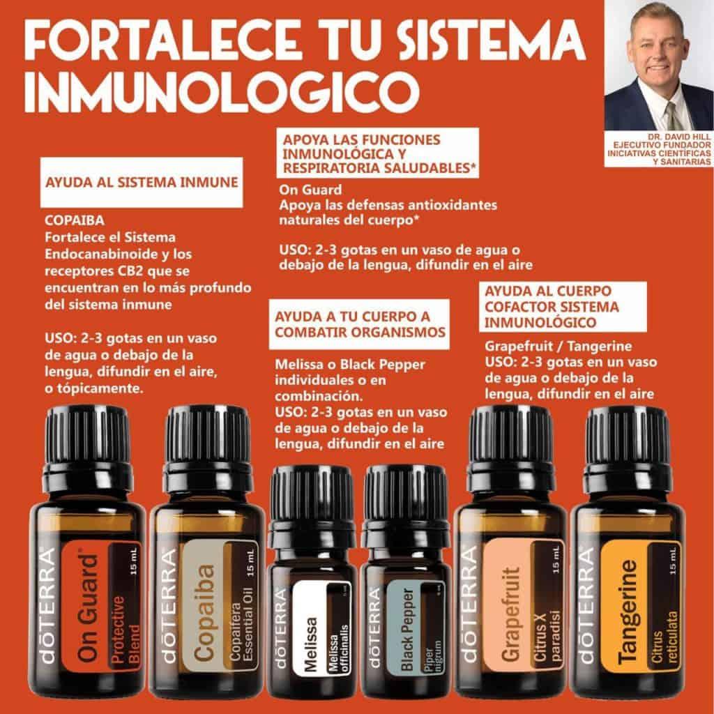 Fortalece tu sistema inmune